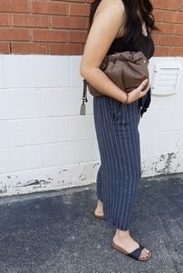 BCBGMAXAZRIA Small Nash Puffer Leather Bag
